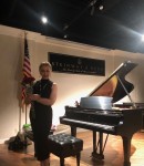 Irina K offers piano lessons in Morse Mill , MO