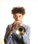 Dante F offers trumpet lessons in New Irving Park , NC