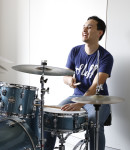 JulianH offers drum lessons in South, CA