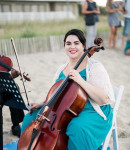 Joan B offers cello lessons in West Bethesda , MD
