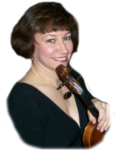 Yanina N offers violin lessons in Reynolds Corners , OH