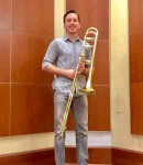 Kevin D offers trombone lessons in Bellwood, IL