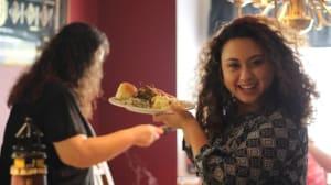 כתבה בנושא איך לאכול באיזון בארוחת החג?