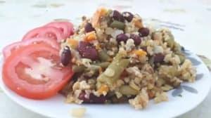 מתכון לתבשיל בריאות מהיר