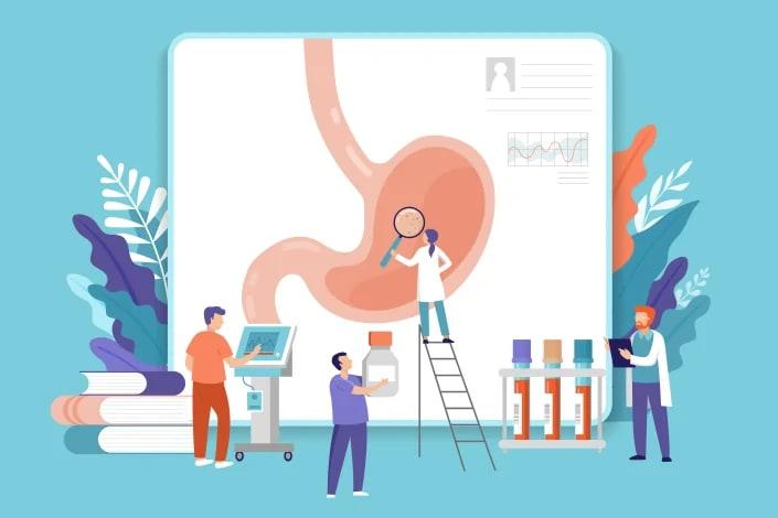 תמונה בנושא ניתוח בריאטרי להשמנת יתר - סוגי הניתוחים לקיצור קיבה
