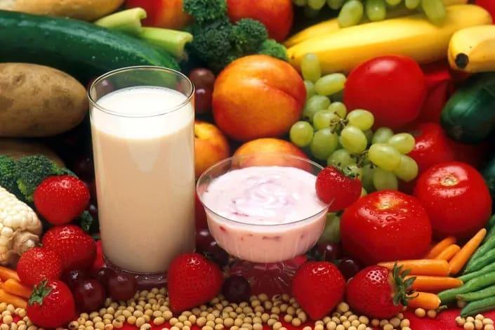 תמונה בנושא תזונה מתאימה לאוסטאופרוזיס