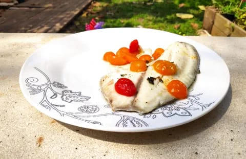 מתכון מוכן של דג אמנון בתנור