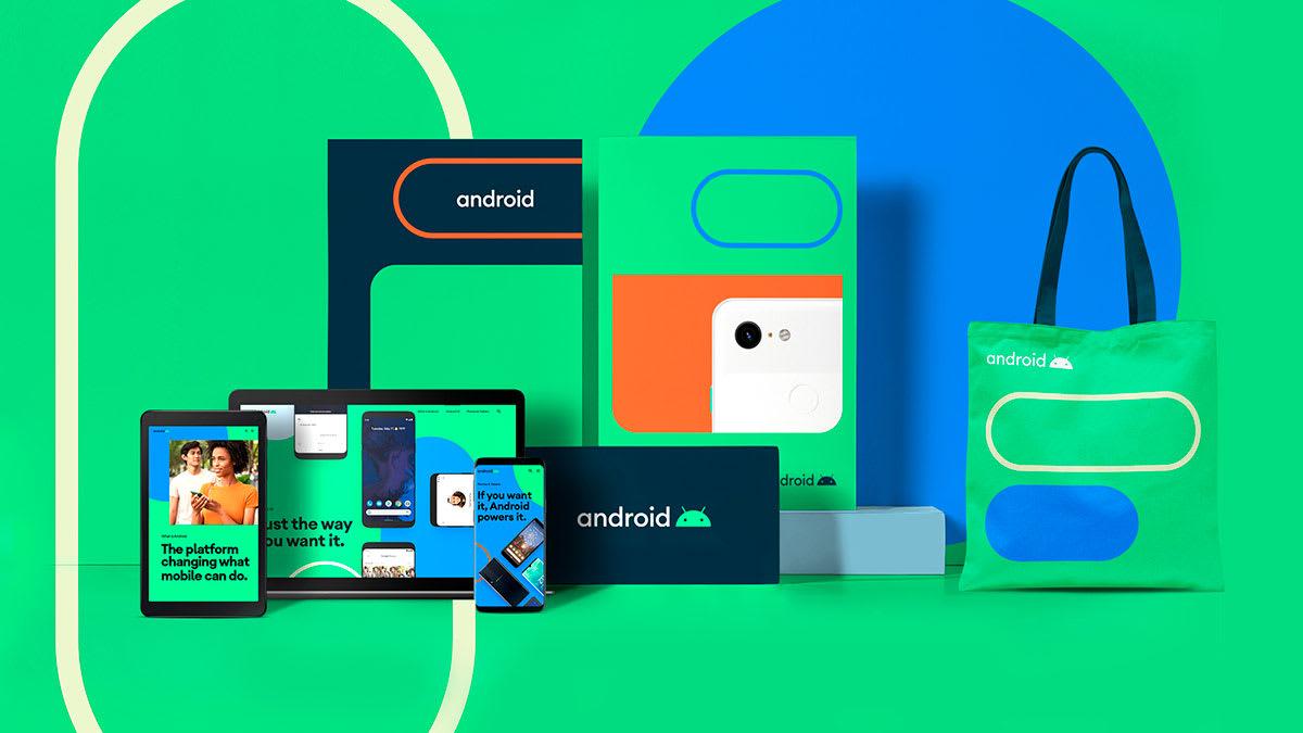 Nuevo logotipo para android