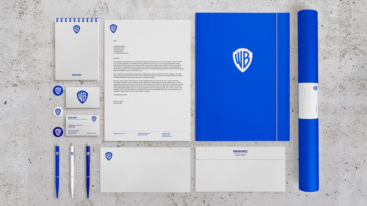 Nuevo logotipo e identidad para Warner Bros