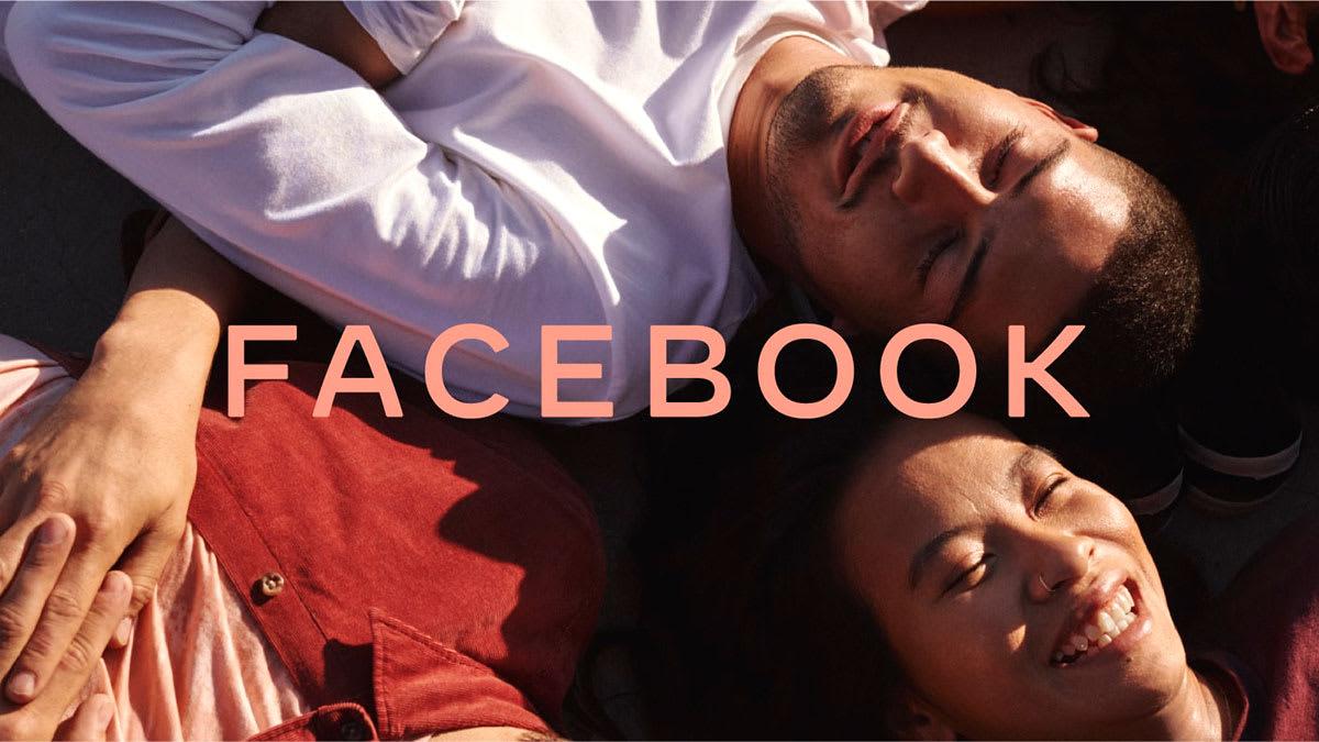 Nuevo logotipo para Facebook, Inc.
