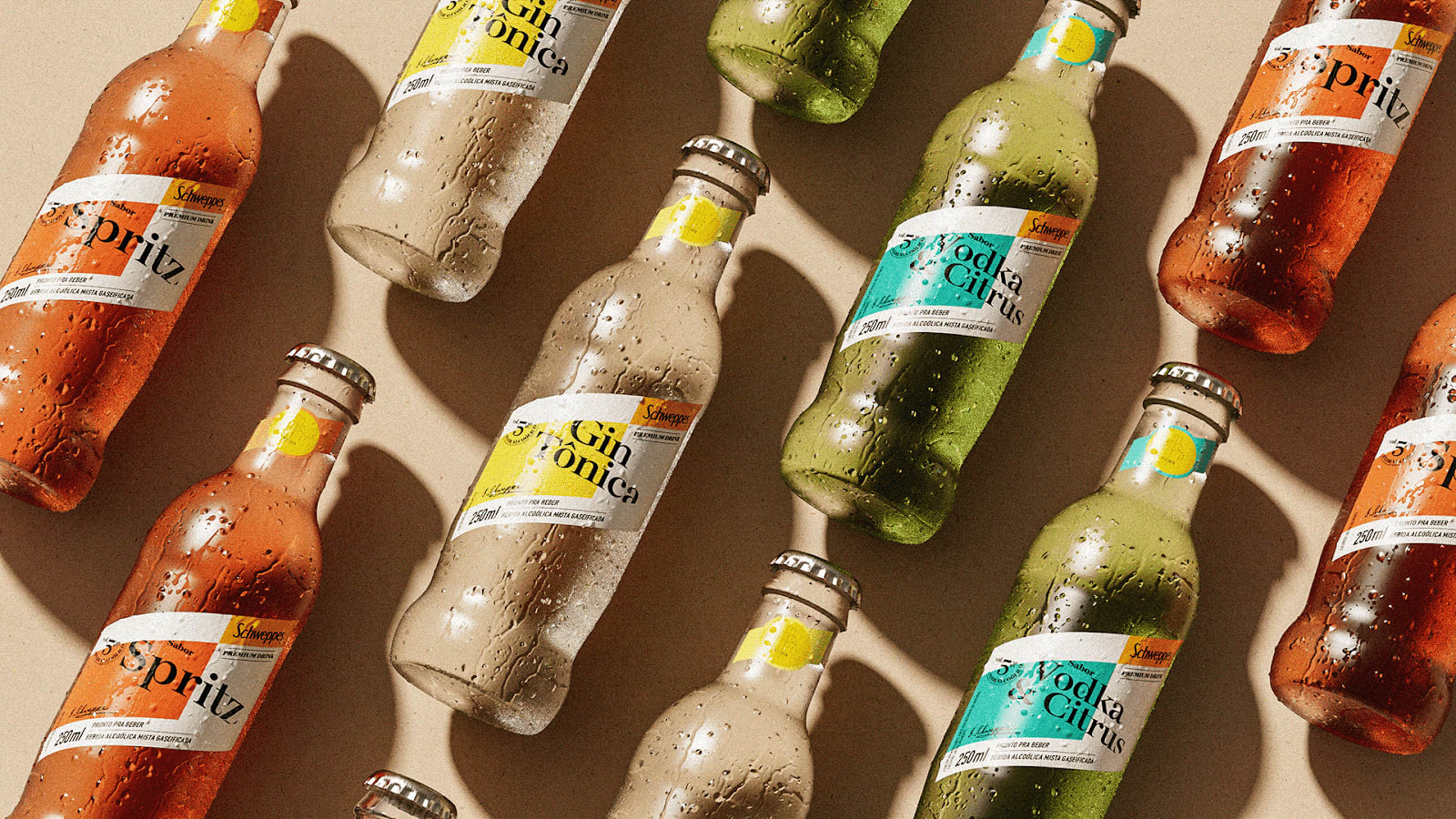 Bebidas Premium Schweppes