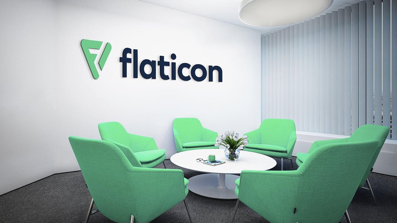 Rediseño del marca de Flaticon: refuerzo de la identidad visual