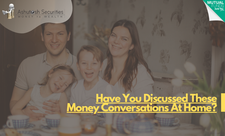 Have You Discussed These Money Conversations At Home?