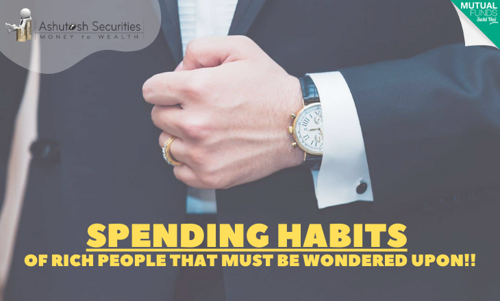 Spending Habits Of Rich People That Must Be Wondered Upon!!