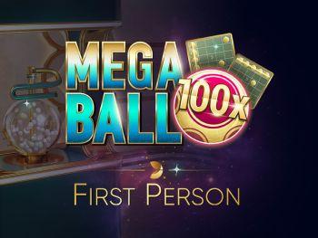 First Person Mega Ball - evolution