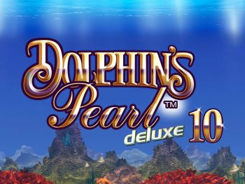 Dolphin's Pearl Deluxe 10 - greentube