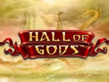 Hall of Gods - netent