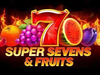 5 Super Sevens & Fruits  - playson