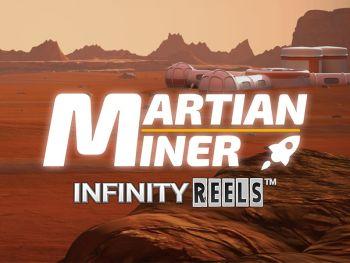 Martian Miner Infinity Reels - yggdrasil