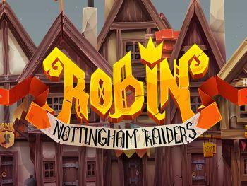 Robin Nottingham Raiders - yggdrasil