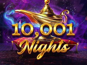 10001 nights - redtiger
