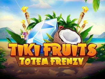 Tiki Fruits Totem Frenzy - redtiger