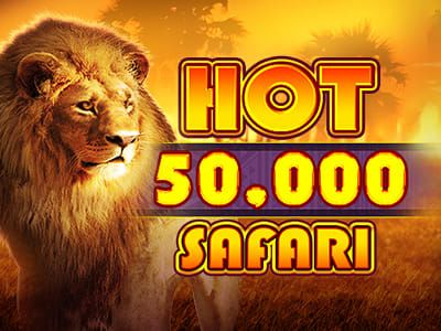 Hot Safari 50,000