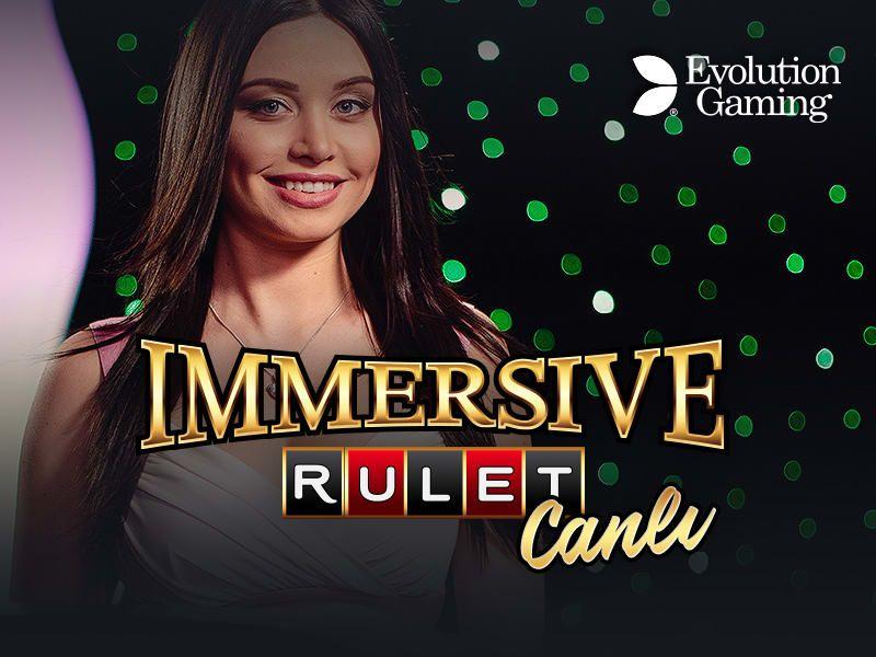 Immersive Roulette Casimoto
