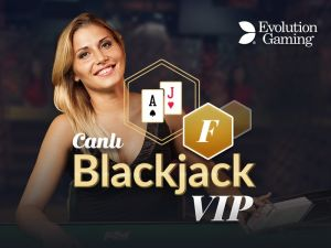Blackjack VIP F