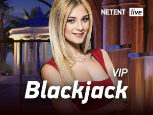 Netent Live Casino Blackjack VIP