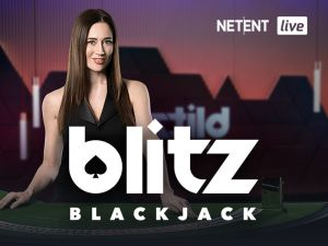 Blitz Blackjack Lower Roller