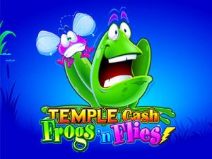 Temple Cash Frogs n Flies