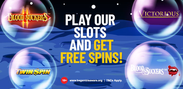 Victorious MAX Free Spins