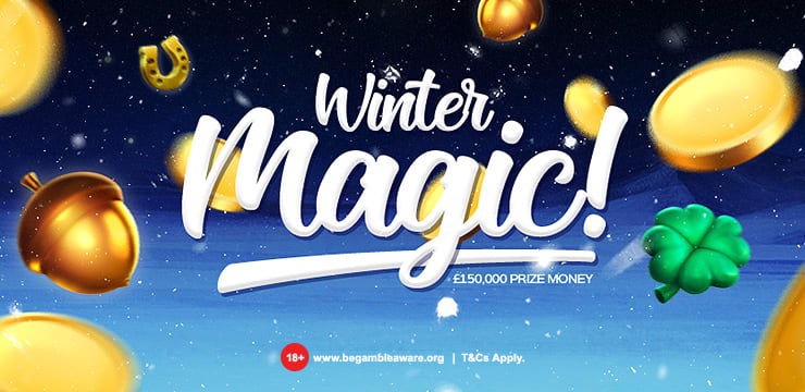 There's £150k in prizes to be won this December!