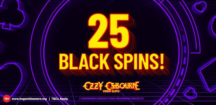 Black Friday Spins Offer!