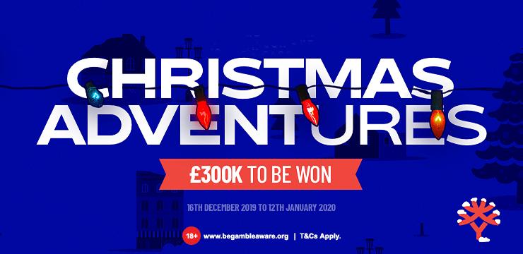 The £300k Christmas Adventures