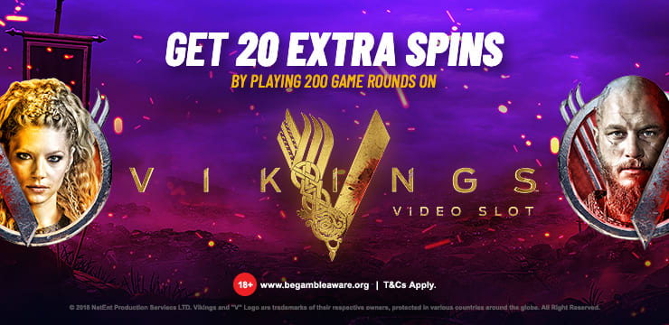 Vikings Extra Spins