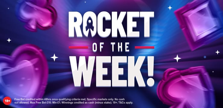 Rocket of the Week