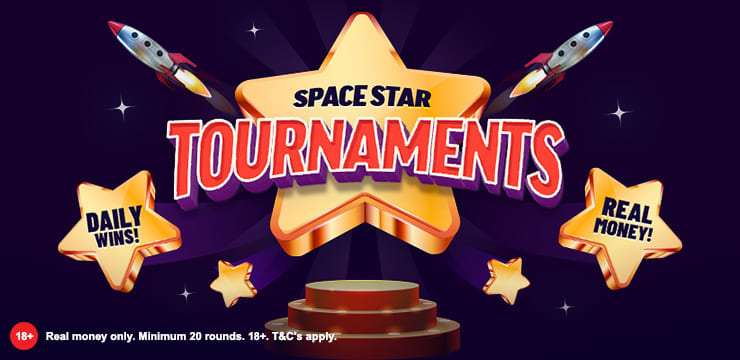 Space Star Tournaments