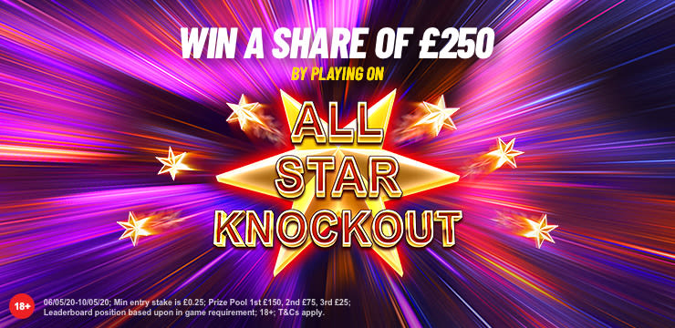 All Star Knockout SpaceMission