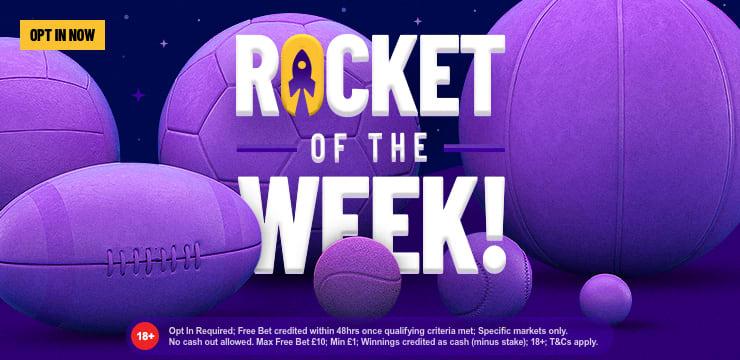 Rocket of the Week