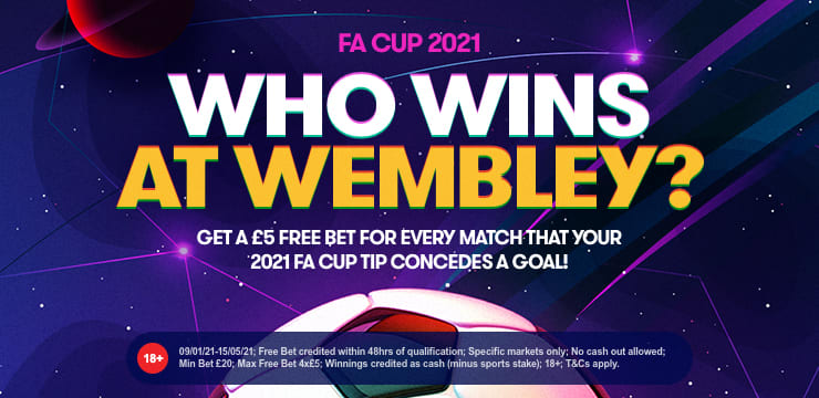 FA Cup Free Bets to be won!