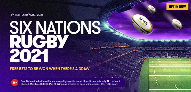 Six Nations Rugby: Win, No Lose & Draw