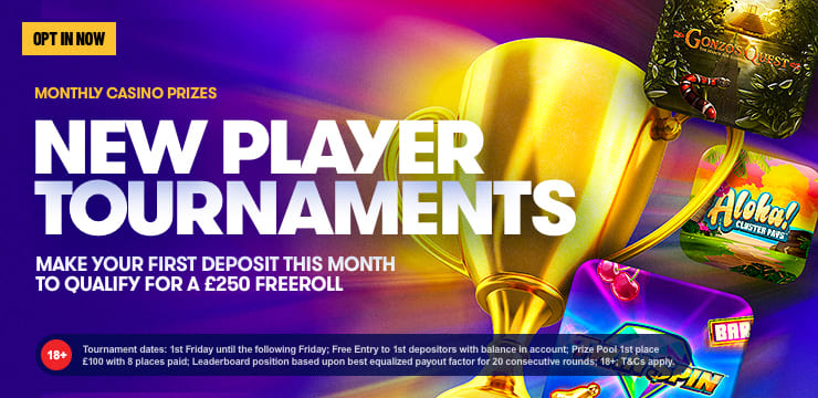 New Players Tournament