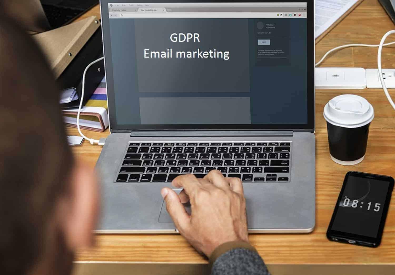 GDPR y Email marketing