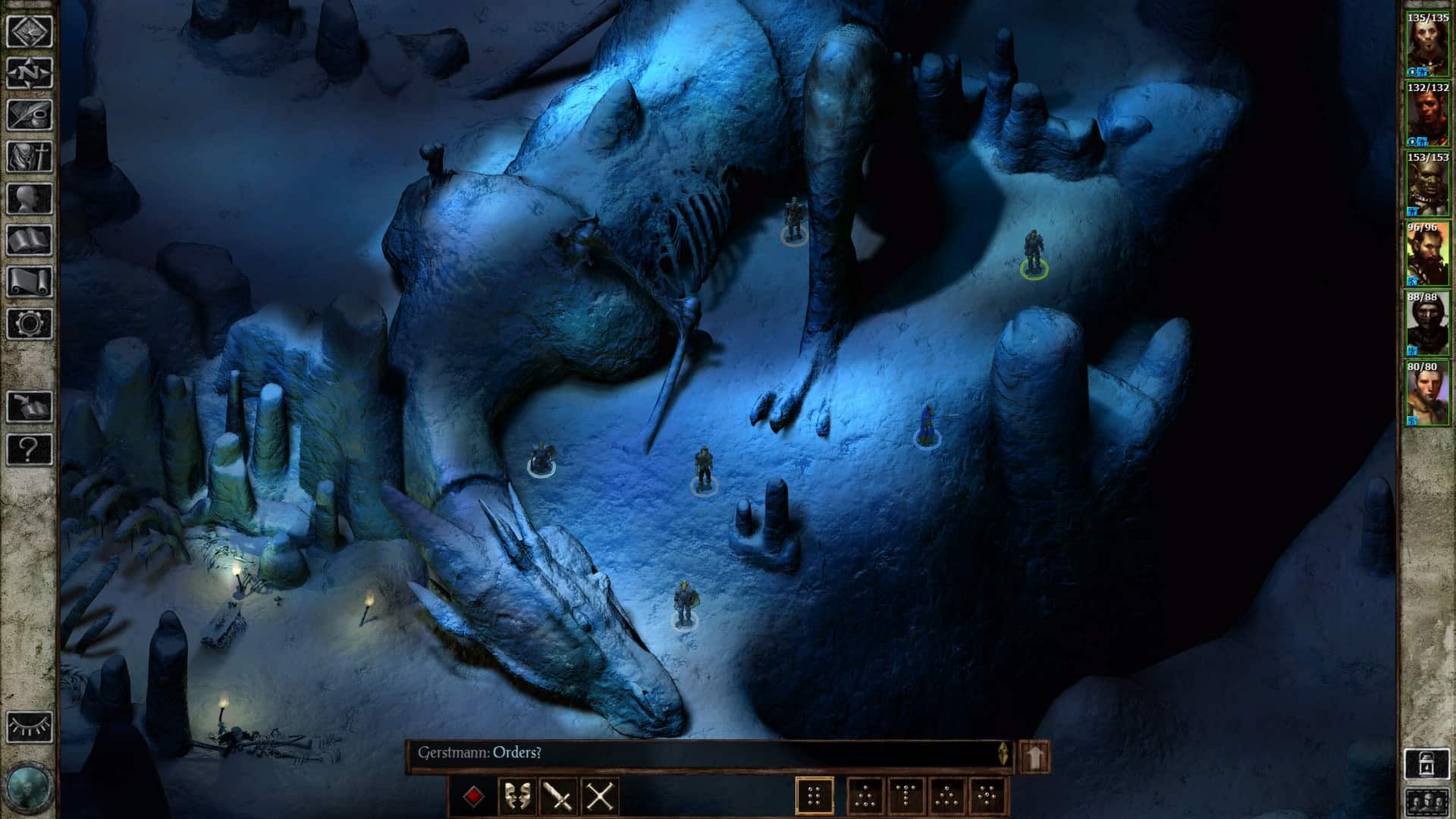 Icewind Dale Enhanced Edition by Beamdog, a remaster of a classic cRPG.