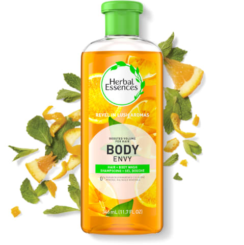 Herbal Essences Body Envy Volume Shampoo & Body Wash