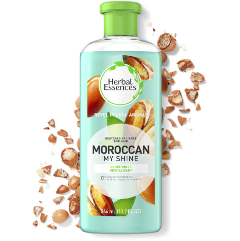 Herbal Essences Moroccan My Shine Conditioner for Restored Radiance