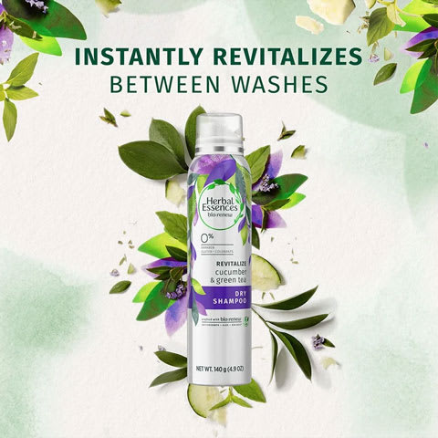 Instantly revitalizes between washes