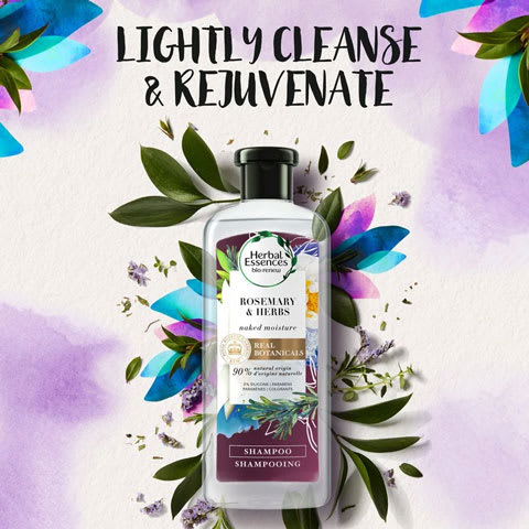 Lightly cleanse and rejuvenate